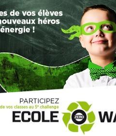 Challenge Ecole Zéro Watt - 6e saison. C'est parti !!!