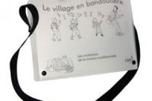 Le village en bandouilière