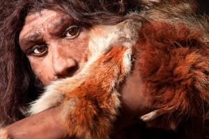 Un anniversaire... chez les hommes préhistoriques !