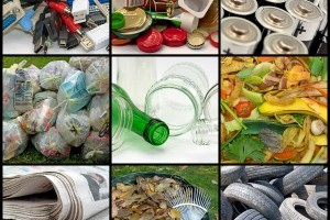 Le tri et le recyclage des déchets