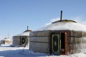 Un anniversaire… en Mongolie !