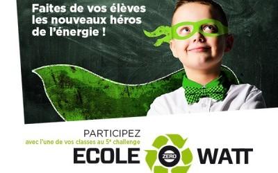 Challenge Ecole Zéro Watt