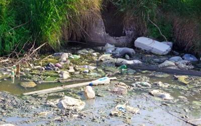 La pollution domestique de l'eau