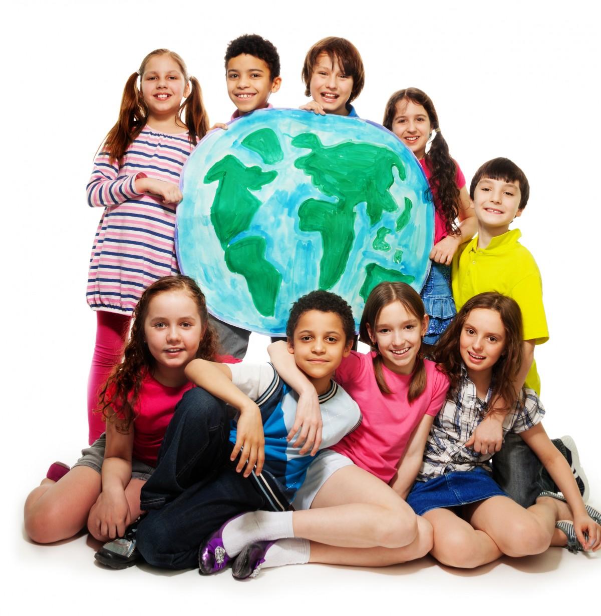 Souvent Enfants du monde - 8/12 ans - CRIE de Mariemont AS85