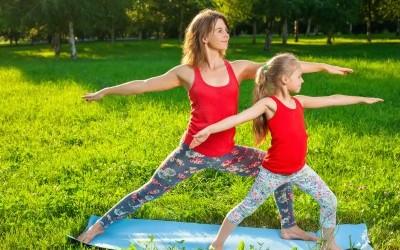 Yoga dans le Parc - Parent/enfant