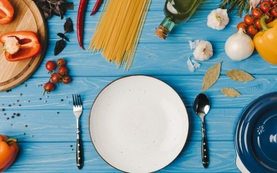 Qu'y a-t-il dans mon assiette ?