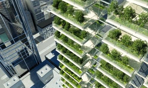 Fabriquons la maison écologique du futur