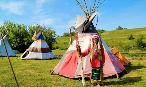 Vivons comme les Sioux