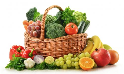 La ronde des fruits et légumes